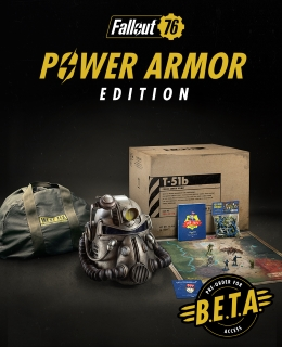 Fallout 76 - Издание POWER ARMOR EDITION